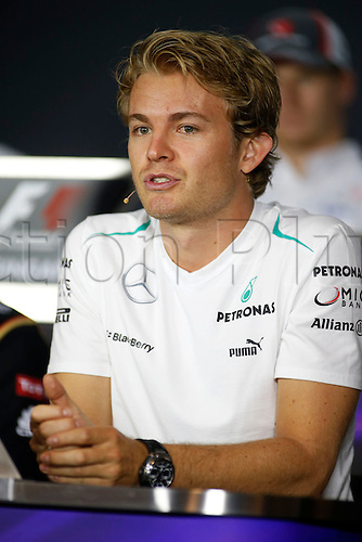 20.09.2013. Singapore. FIA Formula One World Championship 2013, Grand Prix of Singapore, <br /> #9 Nico Rosberg (GER, Mercedes AMG Petronas F1 Team),