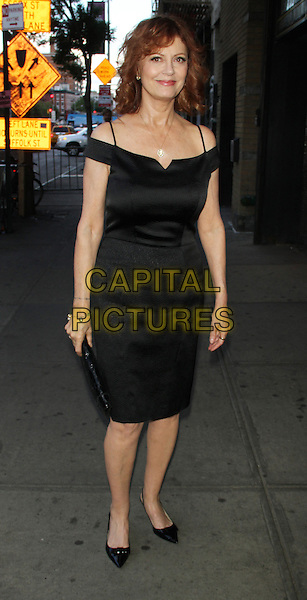 June 26, 2014: Susan Sarandon at the New Line Cinema presents special screening of Tammy at the Landmark Sunshine Cinema in New York.<br /> CAP/MPI/RW<br /> &copy;RW/ MediaPunch/Capital Pictures