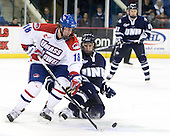 091108-University of New Hampshire Wildcats at UMass-Lowell River Hawks