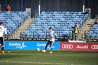 Real Madrid Castilla´s Martin Odegaard during 2014-15 Spanish Second Division match between Real Madrid Castilla and Athletic Club B at Alfredo Di Stefano stadium in Madrid, Spain. February 08, 2015. (ALTERPHOTOS/Luis Fernandez) /NORTEphoto.com