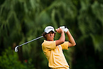 SHENZHEN, CHINA - OCTOBER 30: Matt Jager of Australia during the day two of Asian Amateur Championship at the Mission Hills Golf Club on October 30, 2009 in Shenzhen, Guangdong, China.  (Photo by Victor Fraile/The Power of Sport Images) *** Local Caption *** Matt Jager
