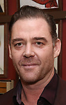 """Marton Csokas from the cast of """"The Parisian Woman"""" honored with a Sardi's Wall of Fame Portrait on February 28, 2018 at Sardi's in New York City."""