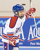 - The visiting University of Vermont Catamounts tied the Boston University Terriers 3-3 in the opening game of their weekend series at Agganis Arena in Boston, Massachusetts, on Friday, February 25, 2011.