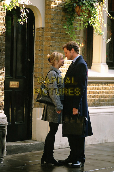 RENEE ZELLWEGER & COLIN FIRTH.in Bridget Jones: The Edge Of Reason.*Editorial Use Only*.www.capitalpictures.com.sales@capitalpictures.com.Supplied by Capital Pictures.