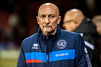 Queens Park Rangers's manager Queens Park Rangers's manager Ian Holloway during the Sky Bet Championship match between Sheff United and Queens Park Rangers at Bramall Lane, Sheffield, England on 20 February 2018. Photo by Stephen Buckley / PRiME Media Images.