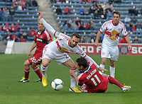 Chicago Fire vs. New York Red Bulls, April 7, 2013