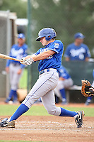 Tim Ferguson - Kansas City Royals - 2010 Instructional League.Photo by:  Bill Mitchell/Four Seam Images..
