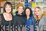 NOrth Kerry Makeover Fashion Show: Attending the North Kerry Ma=keover Fashion Show on Thursday night last at the Listowel Sports Centre were Jan McCArthy, Aoife Hannon, Yvonne & Emily Sugrue,
