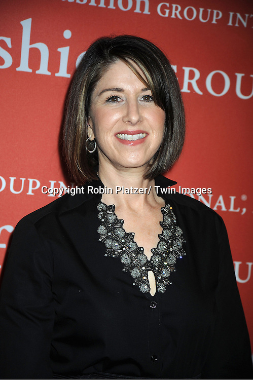 Karen Katz attends the Fashion Group International's 29th Annual  Night of Stars Gala on October 25, 2012 at Cipriani Wall Street in New York City.