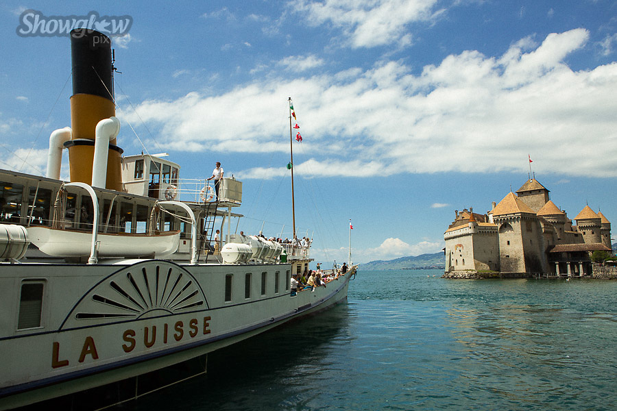 Image Ref: SWISS106<br /> Location: Montreaux, Switzerland<br /> Date of Shot: 25th June 2017