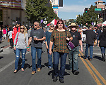 A photograph taken during the Italian Festival in downtown Reno on Saturday, Oct. 7, 2017.