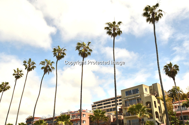 Stock photo of La Jolla California