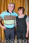 MUSIC: Ger and Eileen Keane, Gallows Field estate having great crac at the launch of Eddie Lee and John Reidy new CD at the Ballygarry House Hotel & Spa on Saturday.   Copyright Kerry's Eye 2008