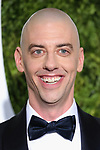 NEW YORK, NY - JUNE 11:  Christian Borle attends the 71st Annual Tony Awards at Radio City Music Hall on June 11, 2017 in New York City.  (Photo by Walter McBride/WireImage)