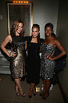 Amy Trucks, Actress Toni Trucks and Broadway Actress Montego Glover Attend Theia Spring 2014 Presentation Held at the New York Palace, NY
