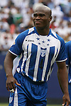 10 June 2007: Honduras' Jorge Samuel Caballeros. The Honduras Men's National Team defeated the National Team of Mexico 2-1 at Giants Stadium in East Rutherford, New Jersey in a first round game in the 2007 CONCACAF Gold Cup.
