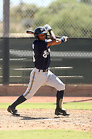 Kevin Berard - Milwaukee Brewers - 2010 Instructional League.Photo by:  Bill Mitchell/Four Seam Images..
