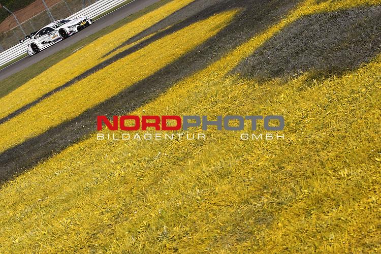DTM 2015, 01.Lauf Hockenheimring, 01.05. - 03.05.15 <br /> Martin Tomczyk (DEU#77) BMW Team Schnitzer BMW M4 DTM <br /> <br /> <br /> <br /> Foto &copy; nordphoto /  Bratic
