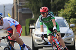Michael O'Loughlin (IRL) in action during the Mens UCI Nation's Cup U23 2019 Gent-Wevelgem in Flanders Fields, Belgium. 31st March 2019.<br /> Picture: Eoin Clarke | Cyclefile<br /> <br /> All photos usage must carry mandatory copyright credit (© Cyclefile | Eoin Clarke)