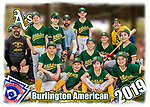 2019 Burlington American Athletics