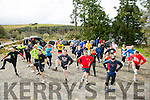 Warm up at the BWildered Challenge in Ballymacelligott on Saturday