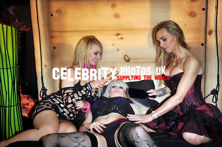 Erotica 2011, held at Kensington Olympia. London, England - 20.11.11