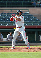 Edgar Cabral - Glendale Desert Dogs - 2017 Arizona Fall League (Bill Mitchell)
