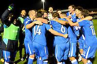 Stourbridge v Eastleigh - FA Cup 2nd Round - 05/12/15