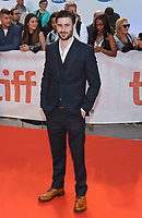 07 September 2017 - Toronto, Ontario Canada - Tom Datnow. 2017 Toronto International Film Festival - &quot;Borg/McEnroe&quot; Premiere held at Roy Thomson Hall. <br /> CAP/ADM/BPC<br /> &copy;BPC/ADM/Capital Pictures