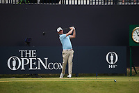 Justin Harding (RSA) during a practice round ahead of the 148th Open Championship, Royal Portrush Golf Club, Portrush, Antrim, Northern Ireland. 16/07/2019.<br /> Picture David Lloyd / Golffile.ie<br /> <br /> All photo usage must carry mandatory copyright credit (© Golffile | David Lloyd)