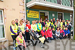Kerry Hospice Walk : Members of the Listowel branch of the Kerry Hospice movement who took part in the annual Good Friday sponsored walk.