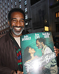 "Norm Lewis (As The World Turns & All My Children & Drama Desk nominee) stars as ""Porgy"" in The Gershwins' Porgy and Bess - The Broadway Musical on January 7, 2012 at The Richard Rogers Theatre, New York City, New York. (Photo by Sue Coflin/Max Photos)"