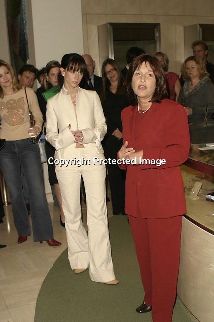 Sharon Lawrence  &amp; Jennifer Love Hewitt<br />ARIEL'S HEART OF HOPE <br />Neiman Marcus<br />Beverly Hills, CA, USA<br />Wednesday, December 10, 2003   <br />Photo By Celebrityvibe.com/Photovibe.com