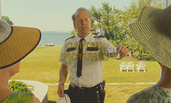 Bruce Willis.in Moonrise Kingdom.*Filmstill - Editorial Use Only*.CAP/FB.Supplied by Capital Pictures.