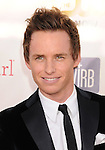 SANTA MONICA, CA - JANUARY 10: Eddie Redmayne arrives at the 18th Annual Critics' Choice Movie Awards at The Barker Hanger on January 10, 2013 in Santa Monica, California.