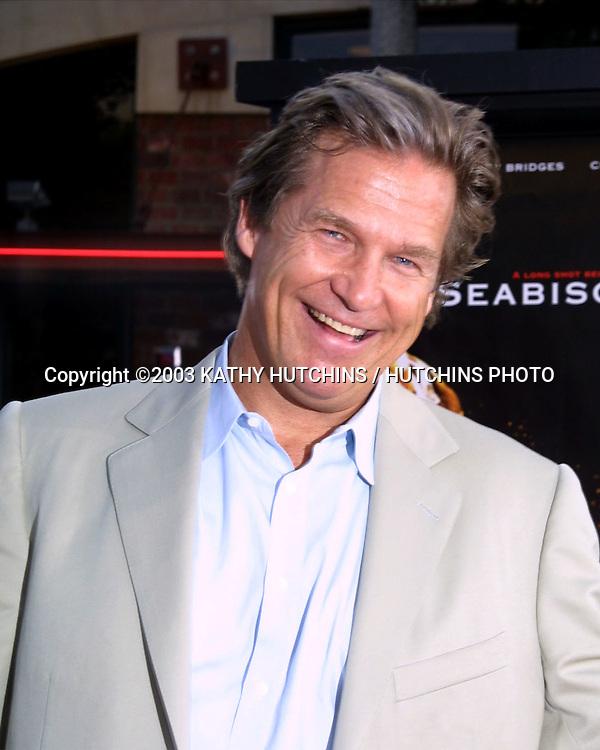 "©2003 KATHY HUTCHINS / HUTCHINS PHOTO.""SEABISCUIT"" PREMIERE.WESTWOOD, CA.JULY 22, 2003."
