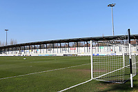 General view of Dartford FC during Dartford vs Woking, Vanarama National League South Football at Princes Park on 23rd February 2019