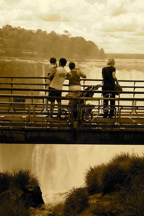 Iguazu Falls, Iguazu National Park, Argentina | Feb 08