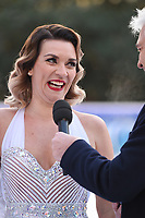 Candice Brown at the &quot;Dancing on Ice&quot; launch photocall at the Natural History Museum, London, UK. <br /> 19 December  2017<br /> Picture: Steve Vas/Featureflash/SilverHub 0208 004 5359 sales@silverhubmedia.com