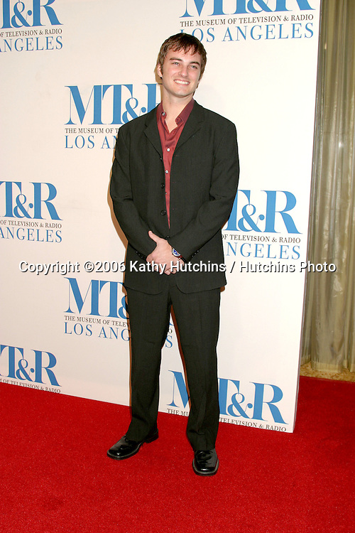 Kerr Smith.Museum of TV & Radio Annual Gala IHO Les Moonves and Jerry Bruckheimer.Regent Beverly Wilshire Hotel.Beverly Hills, CA.October 30, 2006.©2006 Kathy Hutchins / Hutchins Photo....