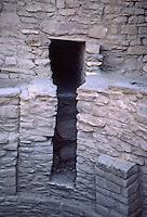 Ancestral Puebloan ruins, southwestern United States