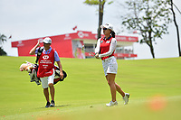 SINGAPORE - MARCH 03: Minjee Lee of Australia on the 12th fairway during the final round of the HSBC Women's World Championship 2019 at Sentosa Golf Club - Tanjong Course, Singapore on March 03, 2019.<br /> .<br /> .<br /> .<br /> (Photo by: Naratip Golf Srisupab/SEALs Sports Images)<br /> .<br /> Any image use must include a mandatory credit line adjacent to the content which should read: Naratip Golf Srisupab/SEALs Sports Images