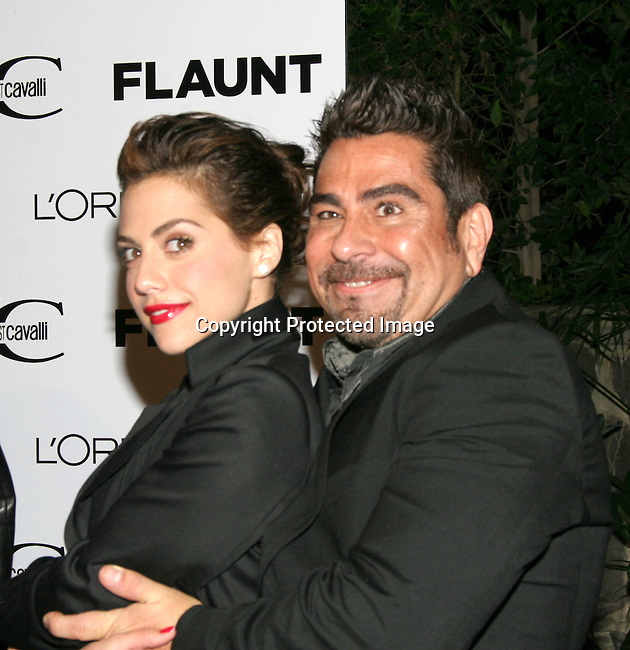 Brittany Murphy &amp; Friend<br />