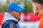 ROTTERDAM -  assistent-coach Taco van den Honert (Ned)  voor  de Pro League hockeywedstrijd heren, Nederland-Spanje (4-0) . COPYRIGHT KOEN SUYK