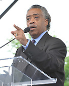"""Washington, DC - May 16, 2009 -- Rev. Al Sharpton, President of National Action Network and Education Equality Project (EEP) co-founder, speaks during the """"Close the Gap: Education Equality Day"""" on the White House Ellipse in Washington, D.C. on Saturday, May 16, 2009..Credit: Ron Sachs / CNP.(RESTRICTION: NO New York or New Jersey Newspapers or newspapers within a 75 mile radius of New York City)"""