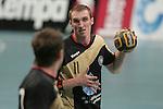 Nach 167 L&permil;nderspielen mit 576 Toren beendet Holger Glandorf seine Karriere in der deutschen Handball-Nationalmannschaft. Der 31-j&permil;hrige Linksh&permil;nder war 2007 Weltmeister und gewann im Juni mit der SG Flensburg-Handewitt die Champions League<br /> Archiv aus: <br />  Statoil World Cup - Tui Arena Hannover <br /> Deutschland vs Kroatien 27:30<br /> <br /> Holger Glandorf #11<br /> <br /> Foto &copy; nordphoto <br /> <br /> <br /> <br />  *** Local Caption ***