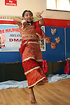 Seyona Pinto performs a Traditional Dance at the Drogheda Malayali Association Onam Festival in Mell NS...Photo NEWSFILE/Jenny Matthews.(Photo credit should read Jenny Matthews/NEWSFILE)....This Picture has been sent you under the condtions enclosed by:.Newsfile Ltd..The Studio,.Millmount Abbey,.Drogheda,.Co Meath..Ireland..Tel: +353(0)41-9871240.Fax: +353(0)41-9871260.GSM: +353(0)86-2500958.email: pictures@newsfile.ie.www.newsfile.ie.FTP: 193.120.102.198.