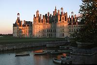 Europe/France/Centre/41/Loir-et-Cher/Chambord: Le Château de Chambord