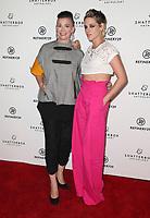 09 November 2017 - Los Angeles, California - Amy Emmerich, Kristen Stewart. Starlight Studios And Refinery29 &quot;Come Swim&quot; Los Angeles Premiere. <br /> CAP/ADM/FS<br /> &copy;FS/ADM/Capital Pictures