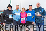 participating in the  Kerins O'Rahillys 10k Sean Fitzgerald, Nealus Daly, Elaine Foley, Norman Foley, Frank O Connor on sunday